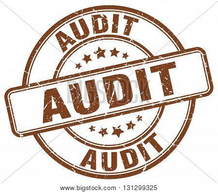 audit brown grunge round vintage rubber stamp.audit stamp.audit round stamp.audit grunge stamp.audit.audit vintage stamp.
