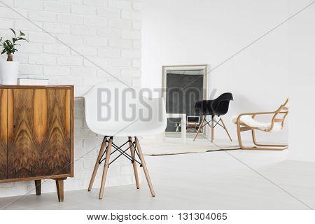 Loft Minimalist Interior Design