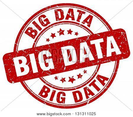 big data red grunge round vintage rubber stamp.big data stamp.big data round stamp.big data grunge stamp.big data.big data vintage stamp.