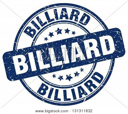 billiard blue grunge round vintage rubber stamp.billiard stamp.billiard round stamp.billiard grunge stamp.billiard.billiard vintage stamp.
