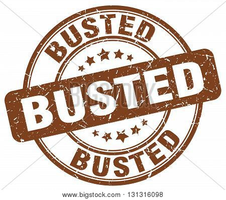 busted brown grunge round vintage rubber stamp.busted stamp.busted round stamp.busted grunge stamp.busted.busted vintage stamp.