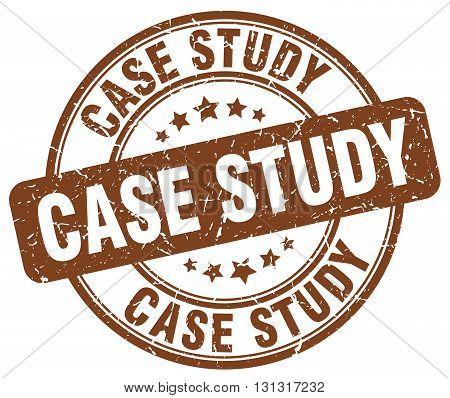 case study brown grunge round vintage rubber stamp.case study stamp.case study round stamp.case study grunge stamp.case study.case study vintage stamp.