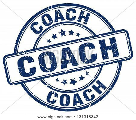 coach blue grunge round vintage rubber stamp.coach stamp.coach round stamp.coach grunge stamp.coach.coach vintage stamp.