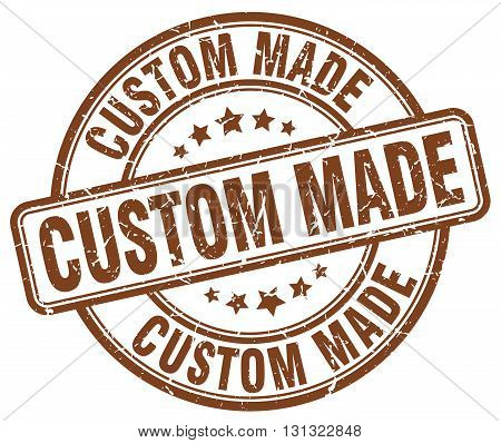 custom made brown grunge round vintage rubber stamp.custom made stamp.custom made round stamp.custom made grunge stamp.custom made.custom made vintage stamp.