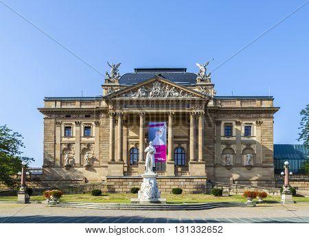 The Hessisches Staatstheater Wiesbaden