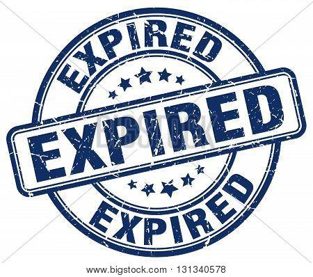 expired blue grunge round vintage rubber stamp.expired stamp.expired round stamp.expired grunge stamp.expired.expired vintage stamp.