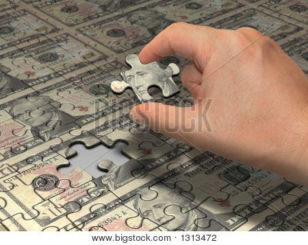 Puzzle Dollar