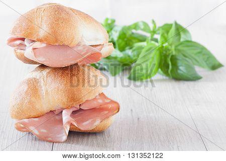 Sandwiches Sub