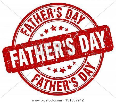 father's day red grunge round vintage rubber stamp.father's day stamp.father's day round stamp.father's day grunge stamp.father's day.father's day vintage stamp.