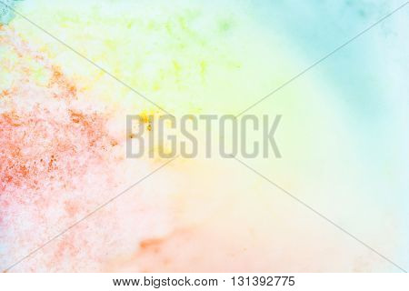 Abstract watercolor painting background. Watercolor painting on paper. Abstract background.