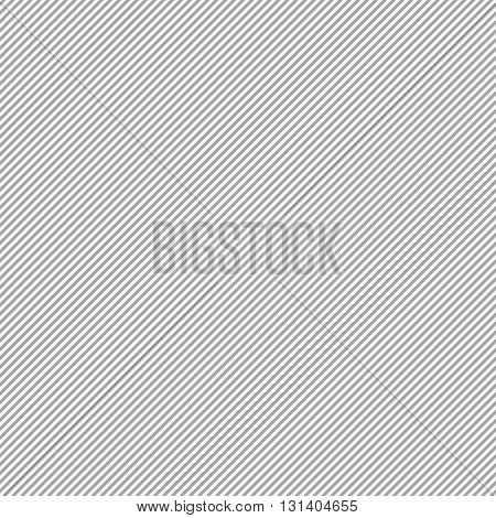 Modern stylish background striped texture with repeating diagonal lines - vector seamless pattern