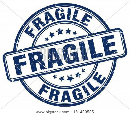 fragile blue grunge round vintage rubber stamp.fragile stamp.fragile round stamp.fragile grunge stamp.fragile.fragile vintage stamp.