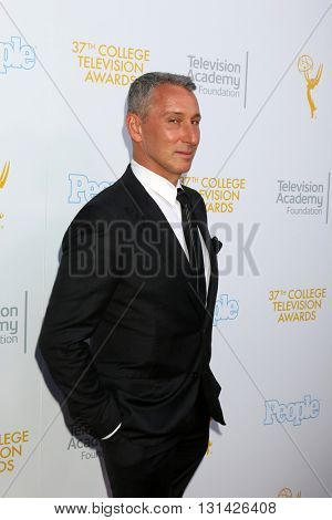 LOS ANGELES - MAY 25:  Adam Shankman at the 37th College Television Awards at Skirball Cultural Center on May 25, 2016 in Los Angeles, CA