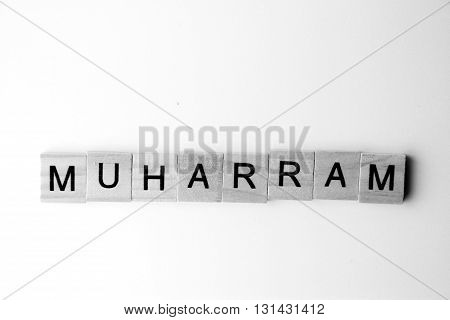 muharram is new month in islamic calendar