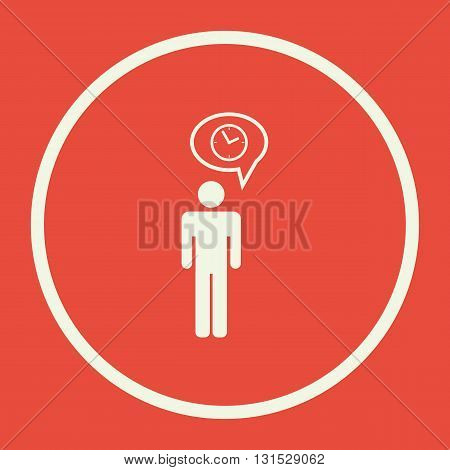 Human Resource Icon In Vector Format. Premium Quality Human Resource Symbol. Web Graphic Human Resou