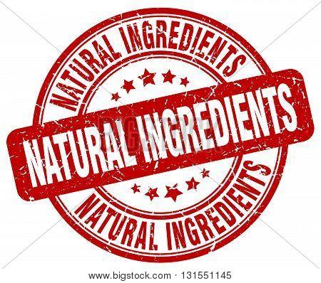 natural ingredients red grunge round vintage rubber stamp.natural ingredients stamp.natural ingredients round stamp.natural ingredients grunge stamp.natural ingredients.natural ingredients vintage stamp.