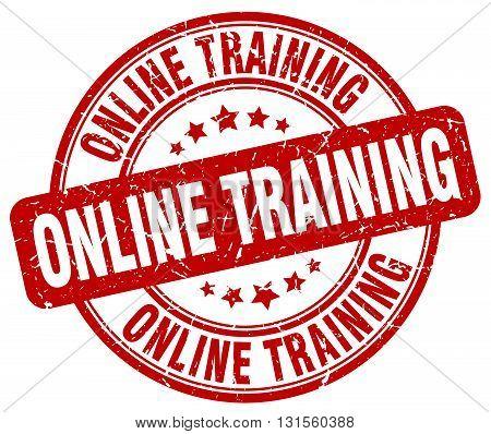 online training red grunge round vintage rubber stamp.online training stamp.online training round stamp.online training grunge stamp.online training.online training vintage stamp.