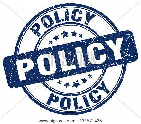 policy blue grunge round vintage rubber stamp.policy stamp.policy round stamp.policy grunge stamp.policy.policy vintage stamp.