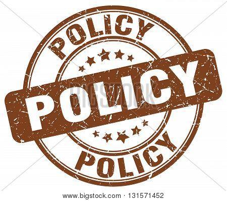 policy brown grunge round vintage rubber stamp.policy stamp.policy round stamp.policy grunge stamp.policy.policy vintage stamp.
