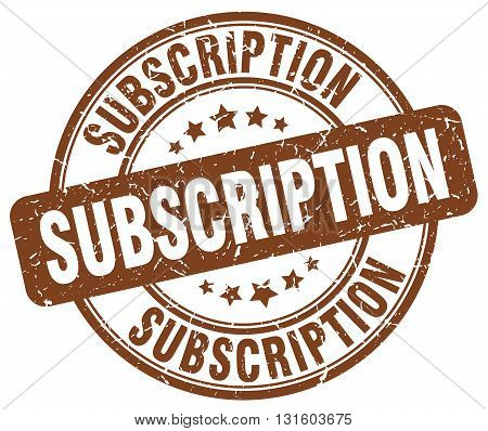 subscription brown grunge round vintage rubber stamp.subscription stamp.subscription round stamp.subscription grunge stamp.subscription.subscription vintage stamp.