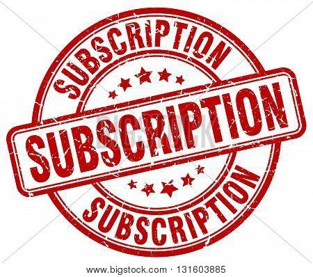 subscription red grunge round vintage rubber stamp.subscription stamp.subscription round stamp.subscription grunge stamp.subscription.subscription vintage stamp.