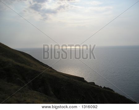 Sea From A Height