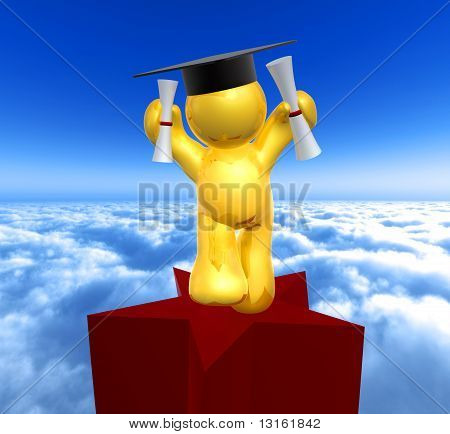 Graduated successfully