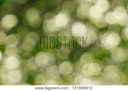 Abstract circular light bokeh, for background, for design
