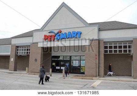 Pet Smart Ann Arbor Store