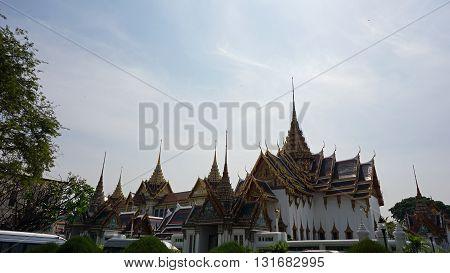 Bangkoks Kings Palace