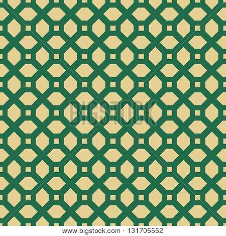 Islamic Background. Vector Seamless Arabian pattern. Geometric ornament arabic pattern background.