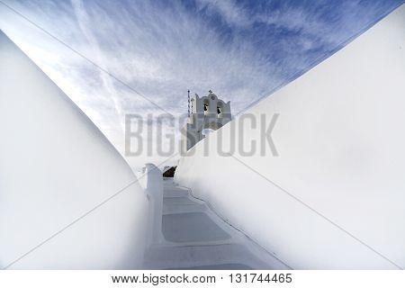 Chapel Oia Santorini