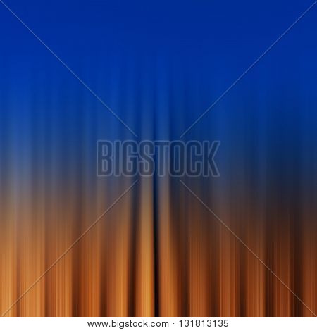abstract background composition of colored lines blue brown