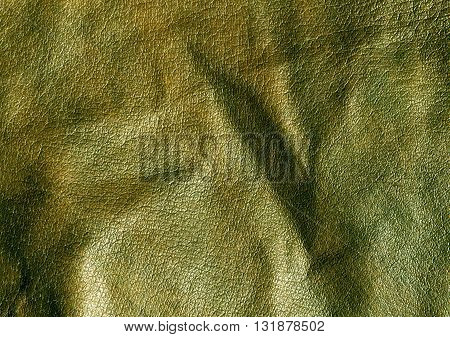 Abstract Brown Leather Texture.