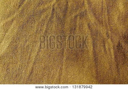 Orange Abstract Textile Texture