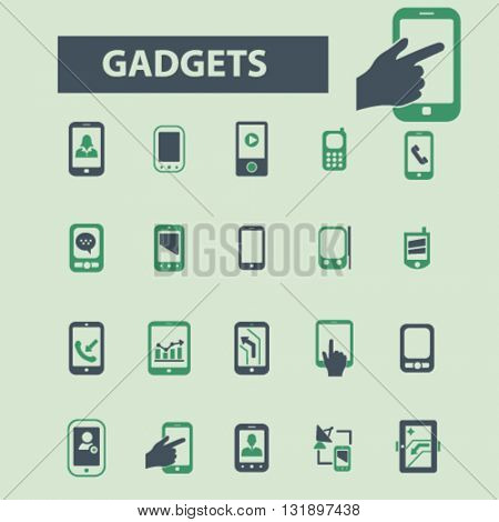 gadget icons