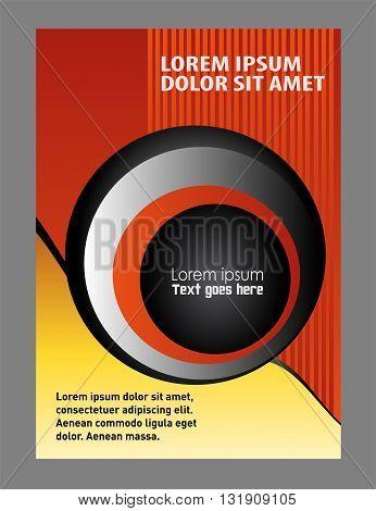 Business Flyer background Design. Vector Flyer Poster Template background