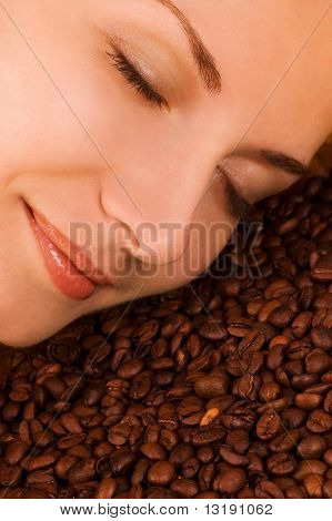 Scent of a coffee
