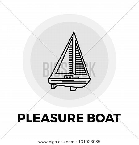 Pleasure Boat Icon Vector. Pleasure Boat Icon Flat. Pleasure Boat Icon Image. Pleasure Boat Icon Object. Pleasure Boat Line icon. Pleasure Boat Icon JPEG. Pleasure Boat JPG. Pleasure Boat Icon EPS.