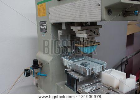 screen printing machine press, print, printer, industri