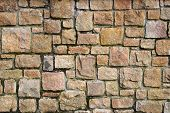 a modern stone wall close up background. poster