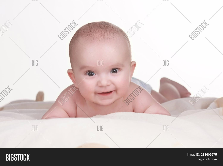Portrait Baby Boy Image & Photo (Free Trial) | Bigstock
