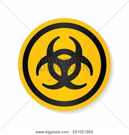 Biohazard Ionizing Vector Photo Free Trial Bigstock