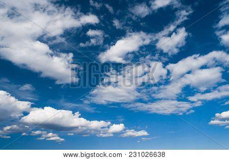 Summer Heavens Sky Beauty