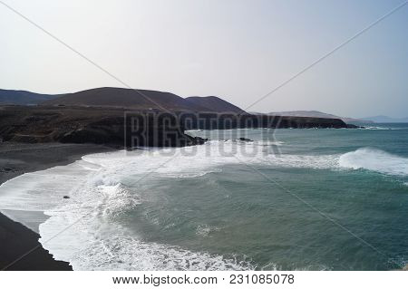 Caves Of Ajuy Fuerteventura - Next To A Small Fishermen Village Called Ajuy At One Of The Most Dange