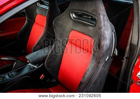3d Car Seats Car Seat Made To Custom Fit For Your Car. Material Of Seat Cover Is A Pu Leather And Ea