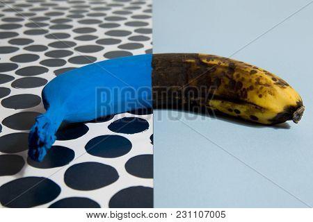 Chameleon Banana