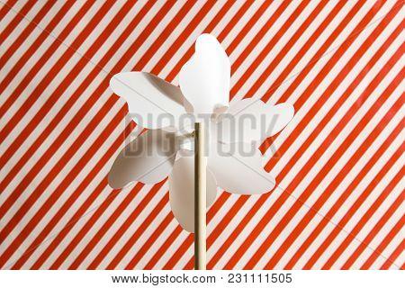 Stripes Pinwheel