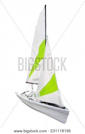 The image of sailer