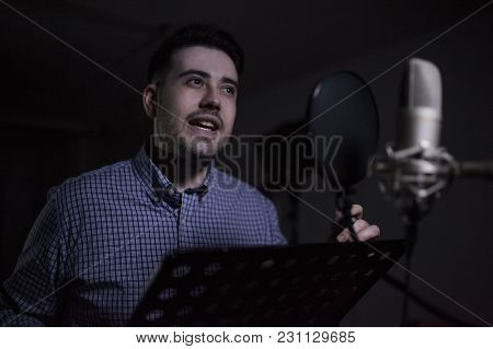 Male Dub Actor